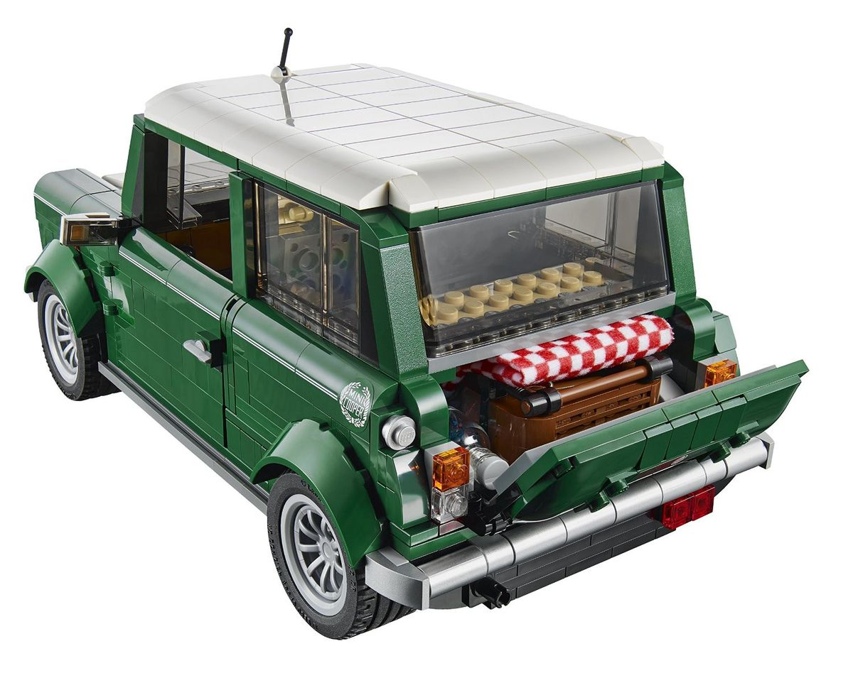 lego creator mini cooper buy online in south africa. Black Bedroom Furniture Sets. Home Design Ideas