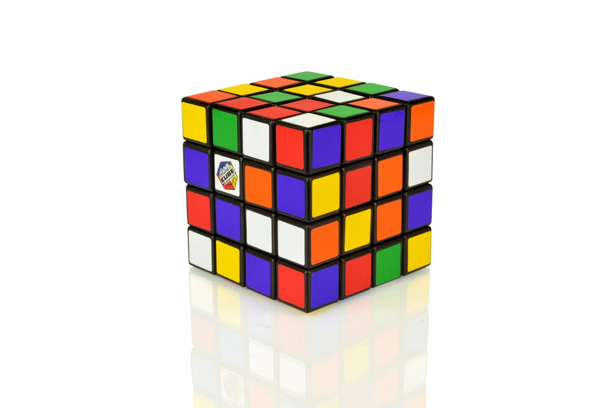Rubiks Cube 4x4 Hexagonal Box