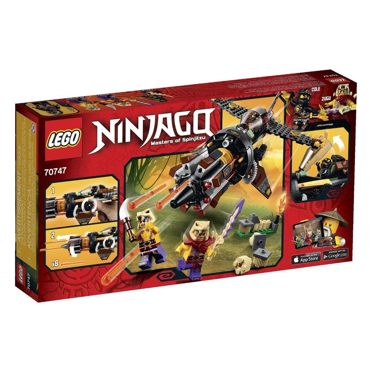 Lego Ninjago Toys : Lego ninjago boulder blaster toy buy online in south