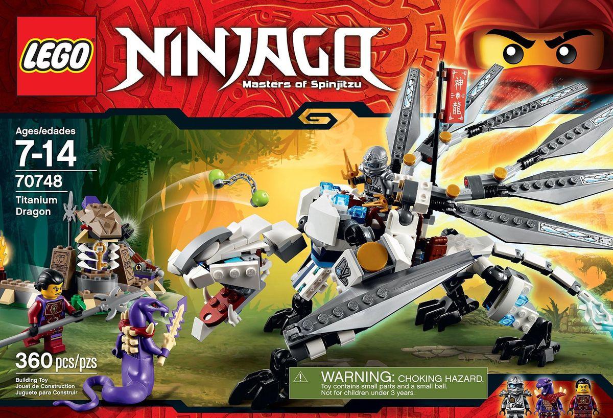 lego ninjago titanium dragon toy buy online in south africa. Black Bedroom Furniture Sets. Home Design Ideas
