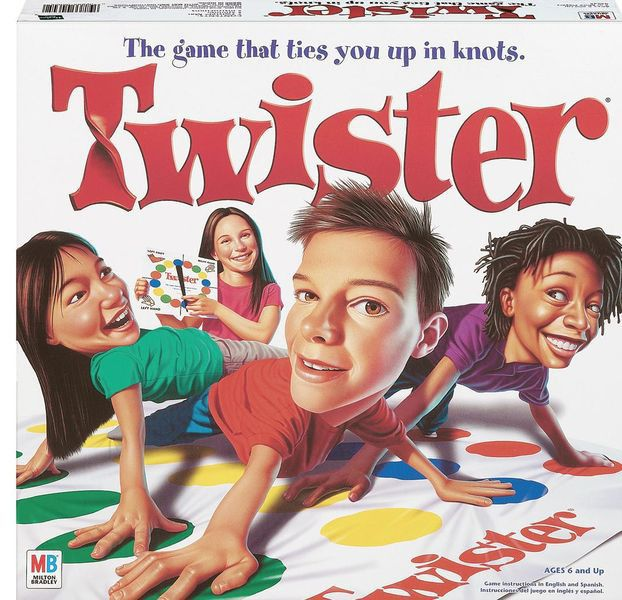 Twister Games
