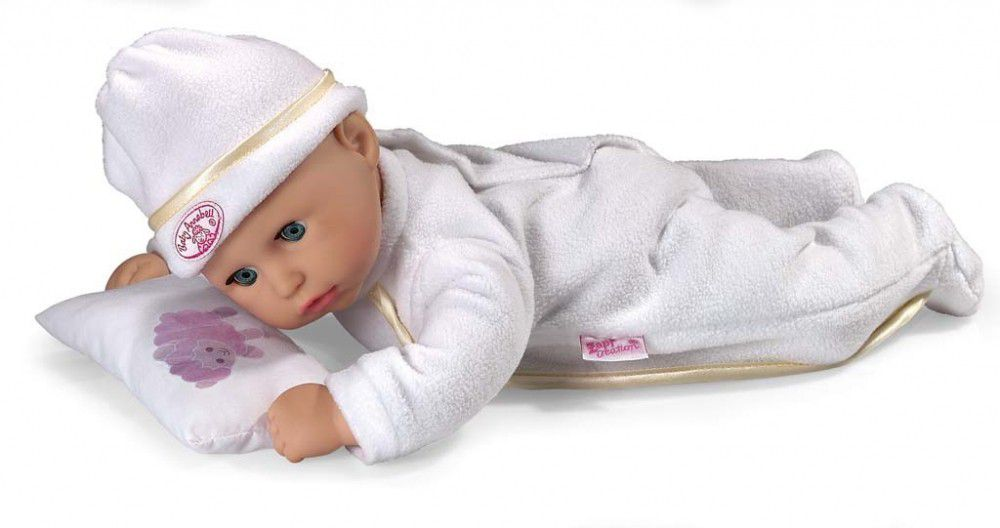 Baby Born - Baby Annabell My 1st Baby Time To Sleep | Buy ...