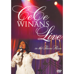 Cece Winans Live In The Throne Room Dvd