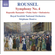 Roussel: Symphony No 4 - Symphony No.4 (CD)