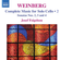 Weinberg / Feigelsen - Complete Music For Solo Cello 2 (CD)