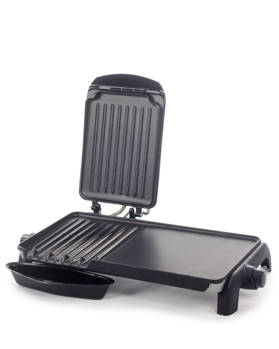 George foreman grill griddle 852466 buy online in south africa - Buy george foreman grill ...
