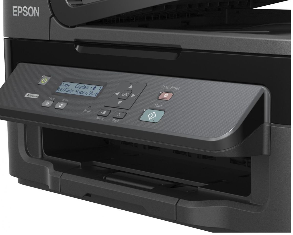 Epson Workforce M200 Its Ink Tank System Mono