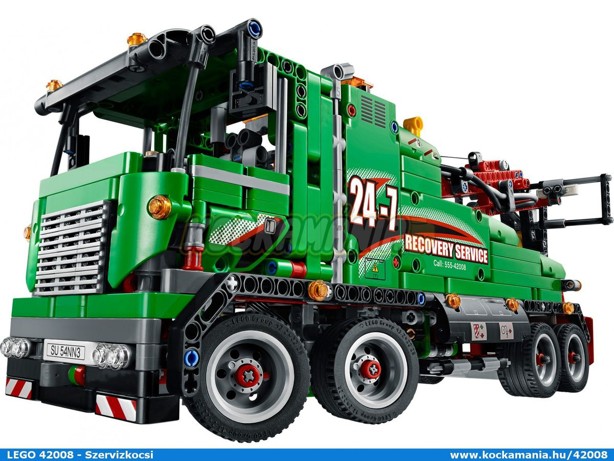 lego technic service truck buy online in south africa. Black Bedroom Furniture Sets. Home Design Ideas