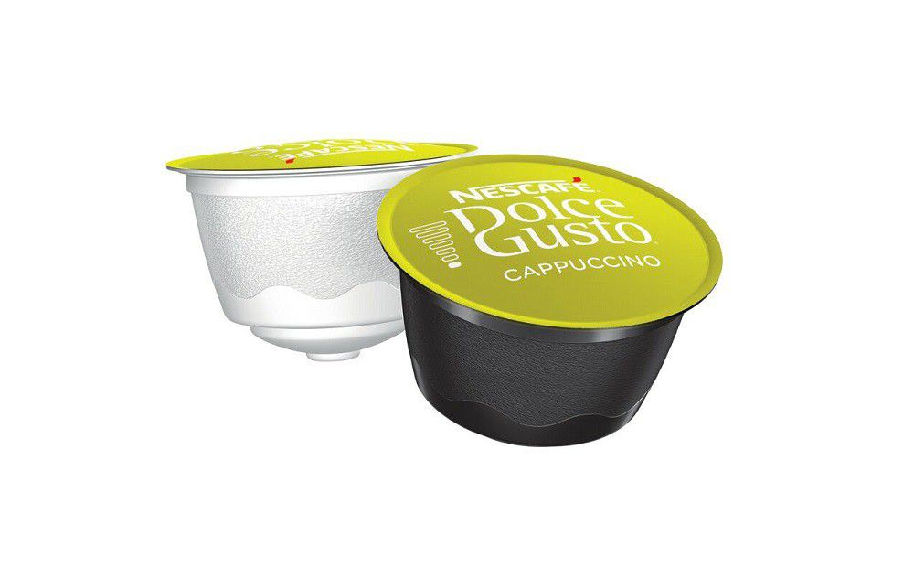 nescafe dolce gusto nescafe dolce gusto cappuccino coffee capsules 12220478 buy online. Black Bedroom Furniture Sets. Home Design Ideas
