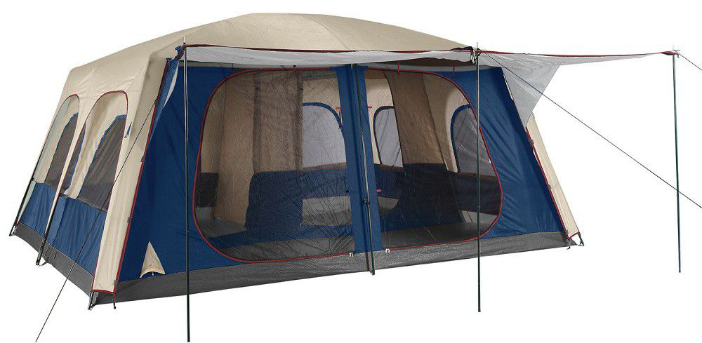 ... Oztrail - Sportiva Lodge 12 Person Combo Tent - Blue  sc 1 st  Takealot.com & Oztrail - Sportiva Lodge 12 Person Combo Tent - Blue | Buy Online ...