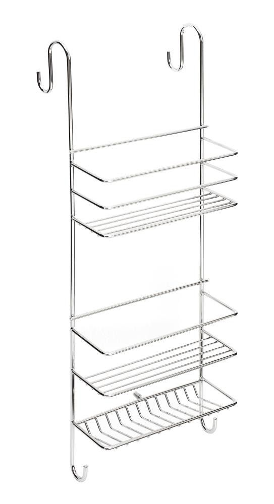 Amazing Steelcraft   Hook Over Shower Caddy ...