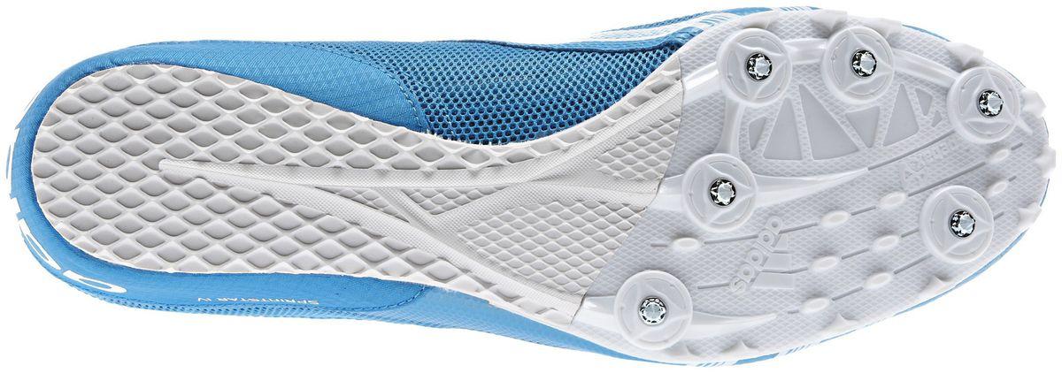Mens adidas Sprint Star 4 Textile Running Spike