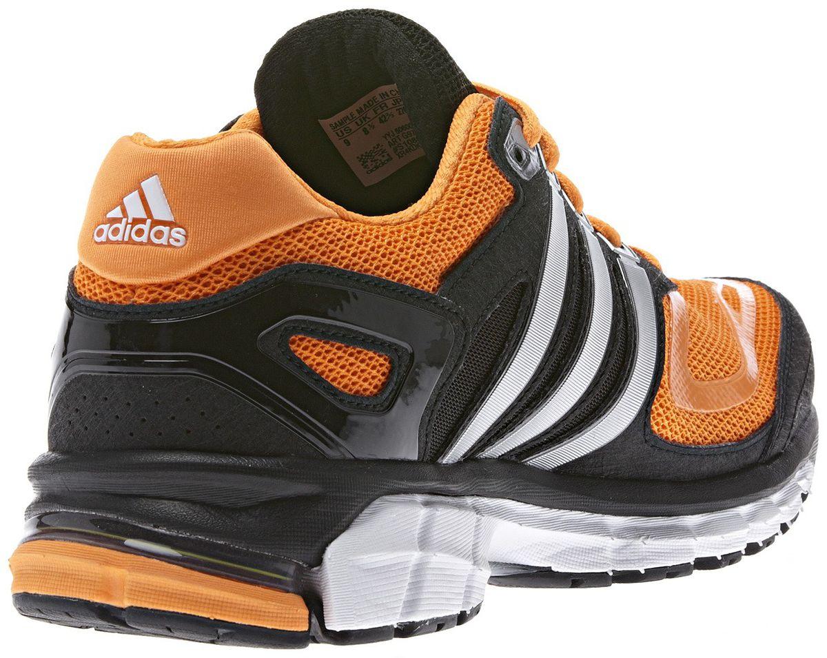 Mens adidas Response Cushion 22 Textile Running Shoe