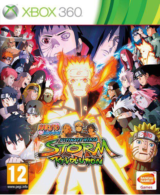 Naruto Shippuden: Ultimate Ninja Storm Revolution (xbox