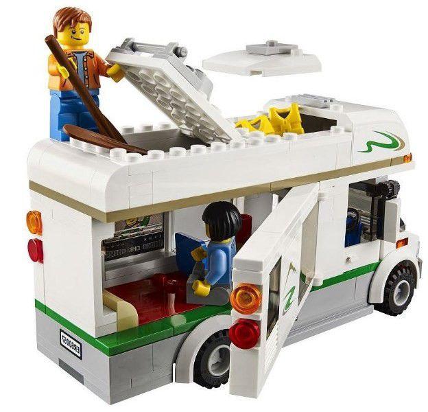 Lego City - Great Vehicles - Camper Van | Buy Online in South Africa ...