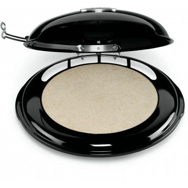 weber charcoal pizza oven black buy online in south africa. Black Bedroom Furniture Sets. Home Design Ideas