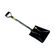 Lasher Tools - Carbon Steel Square Mouth Shovel