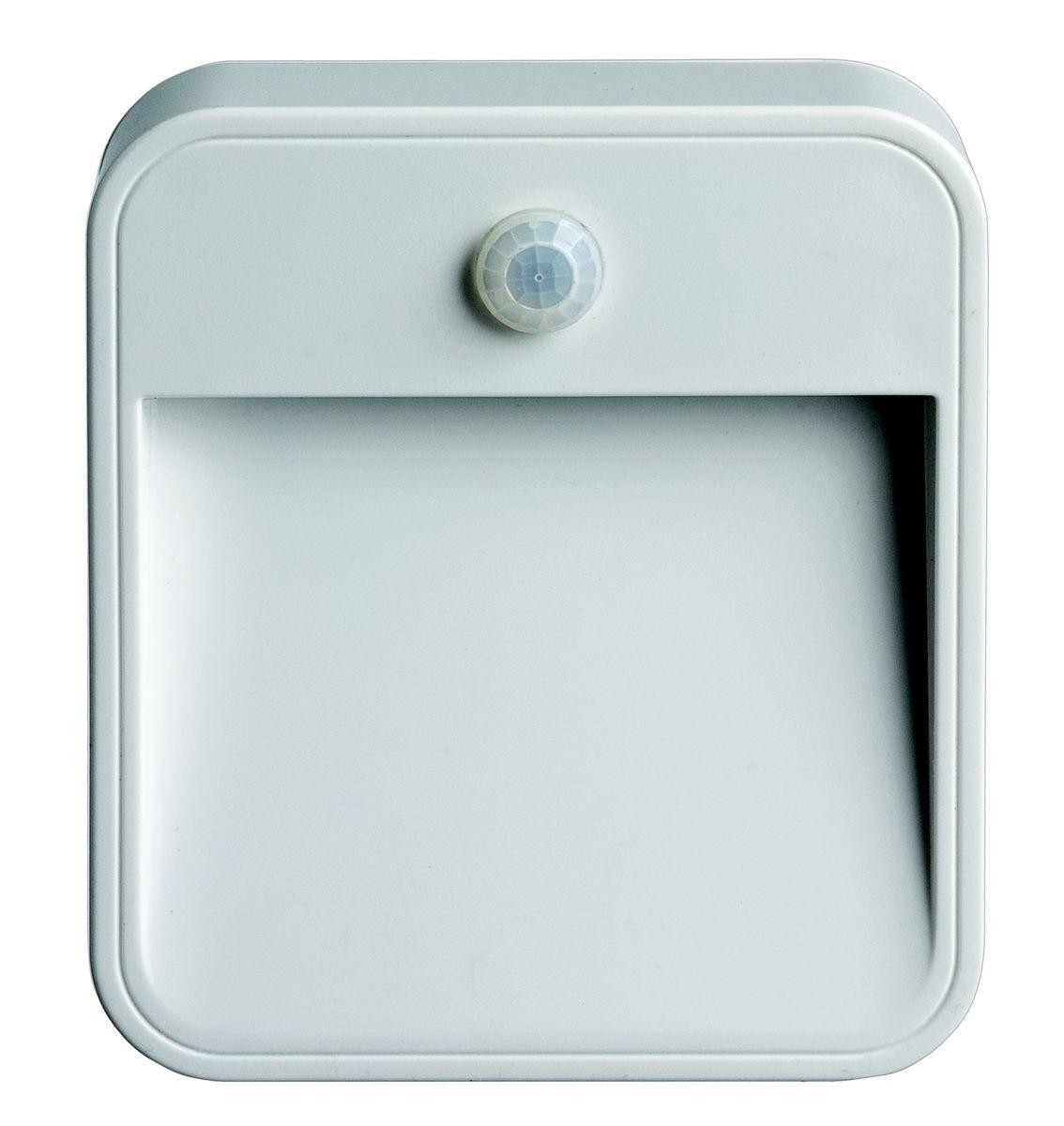 mr beams stick anywhere wireless motion sensor led night lights white - Led Motion Sensor Light