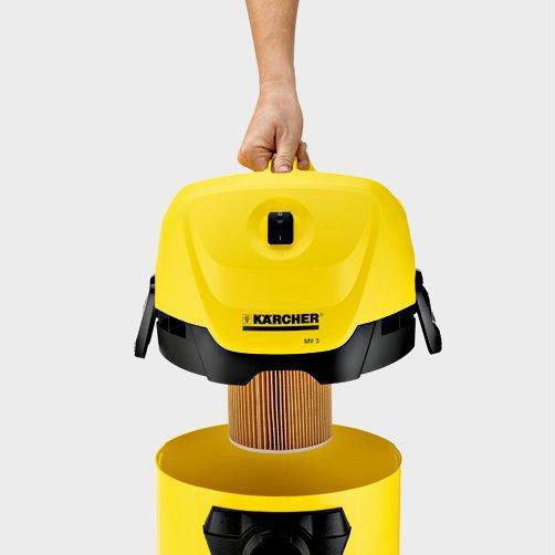 karcher wd3 1000w vacuum cleaner buy online in south. Black Bedroom Furniture Sets. Home Design Ideas
