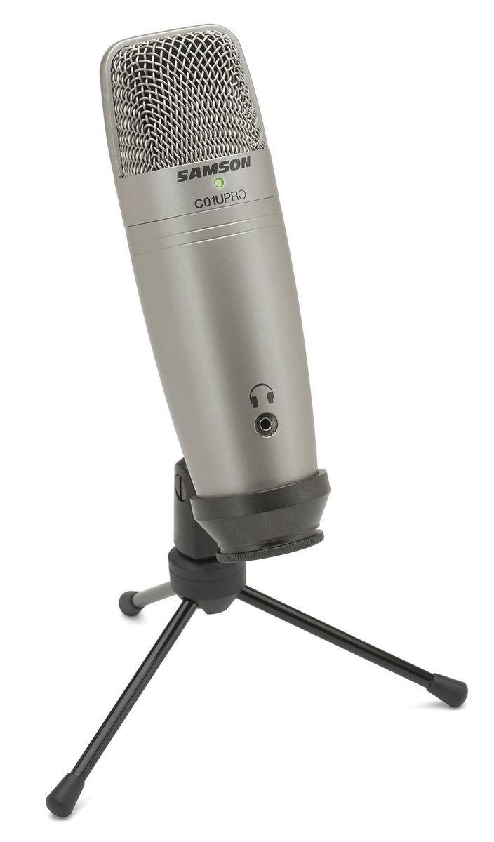 Sams Credit Login >> Samson Pro Usb Studio Condenser Microphone   Buy Online in ...