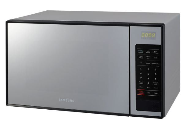 Samsung 32 Litre Grill 900w Microwave Oven Mirror Finish