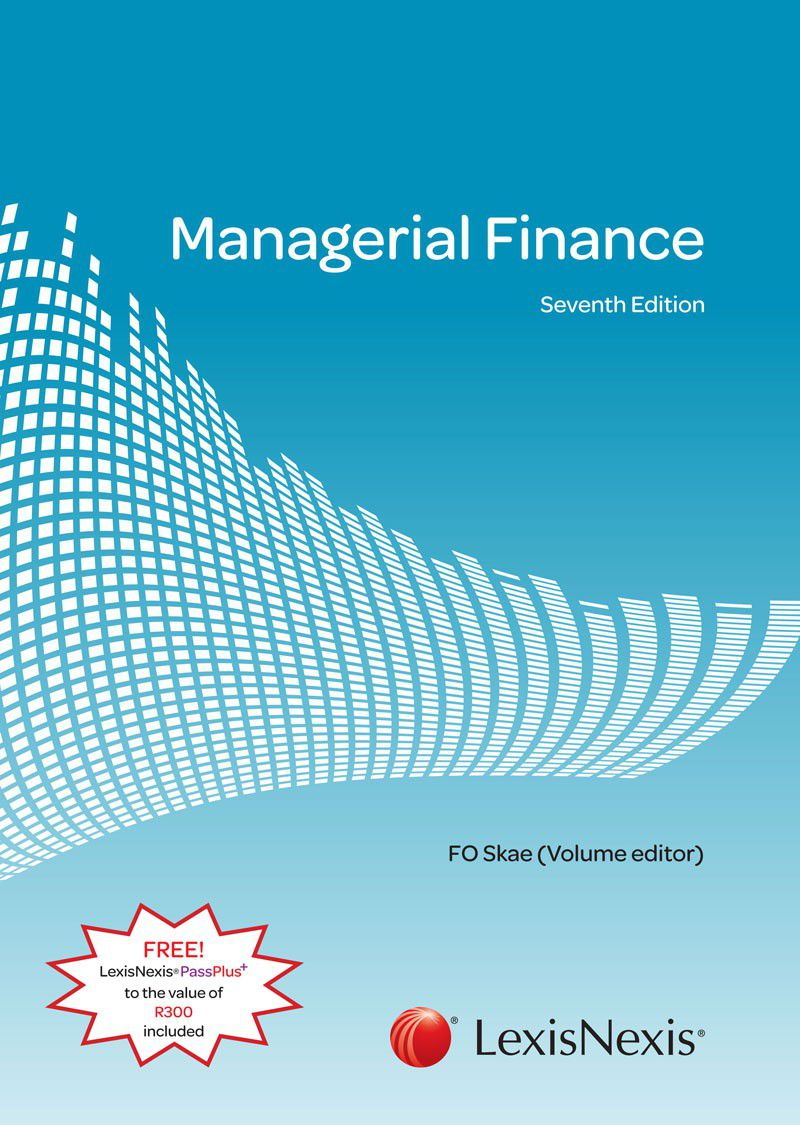 Managerial finance buy online in south africa takealot fandeluxe Images