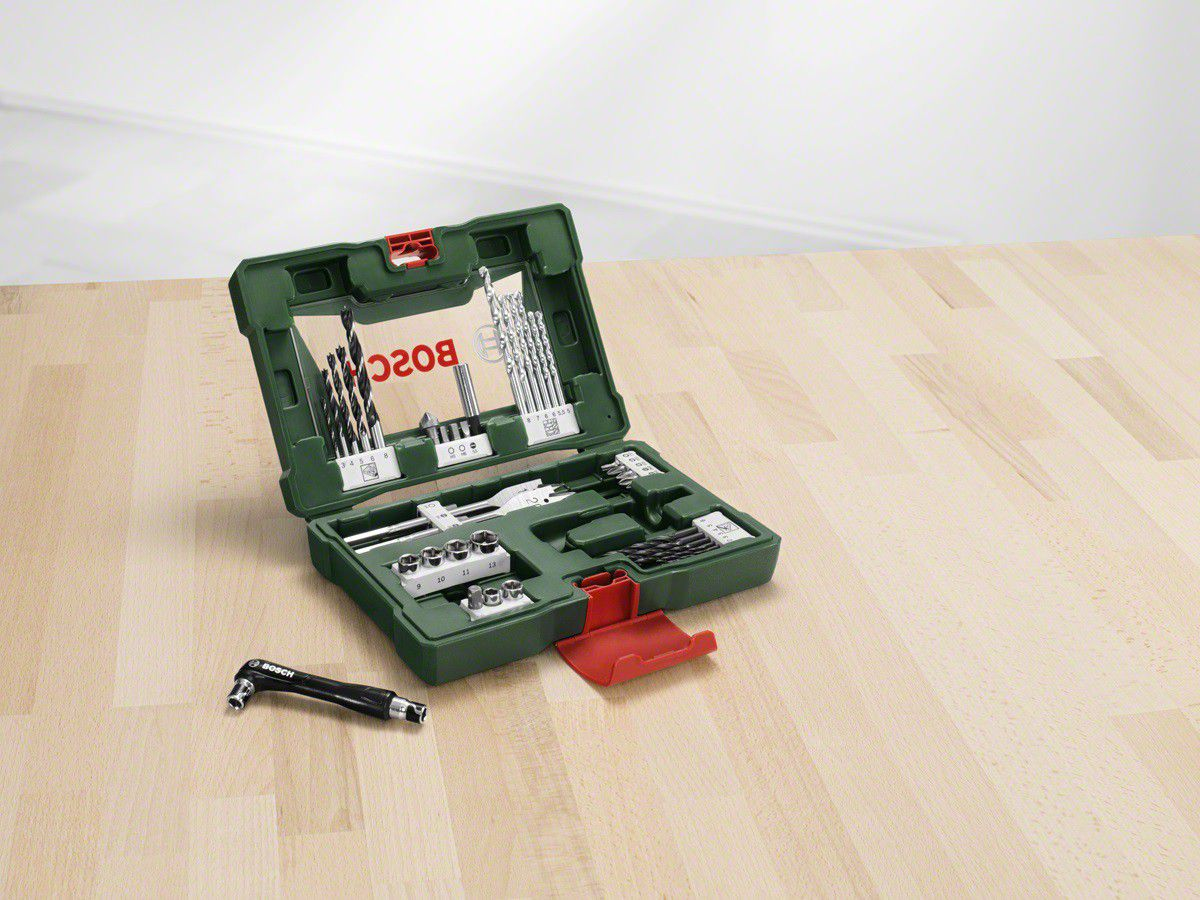 bosch 41 piece v line drill driver set buy online in south africa. Black Bedroom Furniture Sets. Home Design Ideas