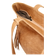Mally Anna Tote Leather Handbag - Tan