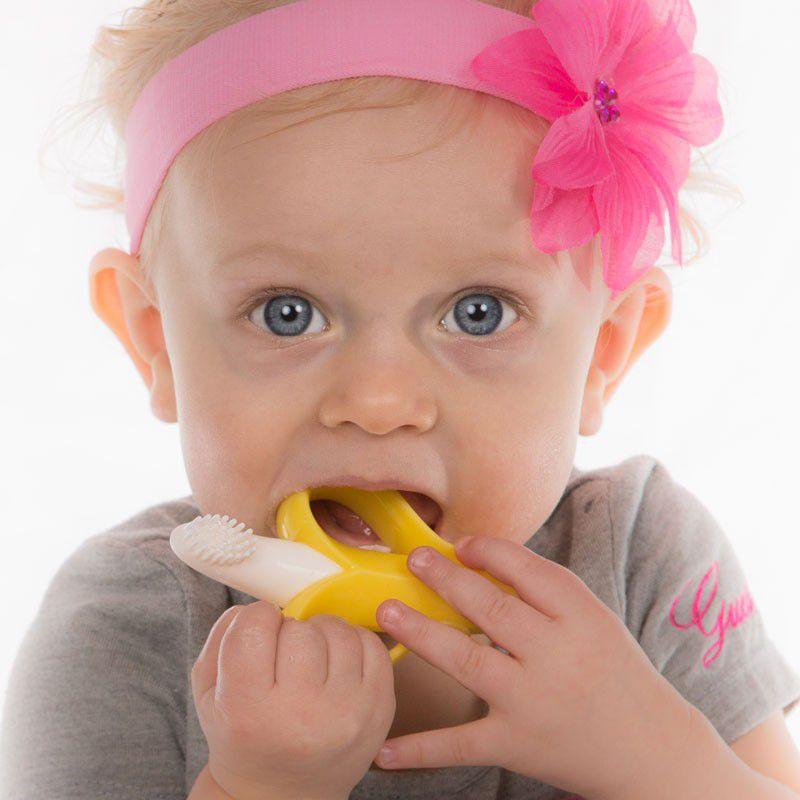 baby banana brushes baby banana brush for infants