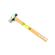 Lasher Tools - Ball Pein Wood Shaft Hammer