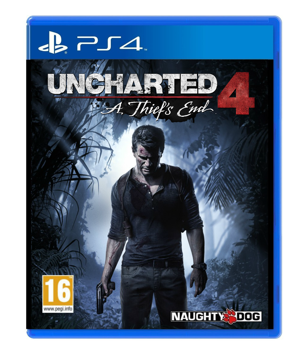 uncharted 4 a thief 39 s end ps4 buy online in south. Black Bedroom Furniture Sets. Home Design Ideas