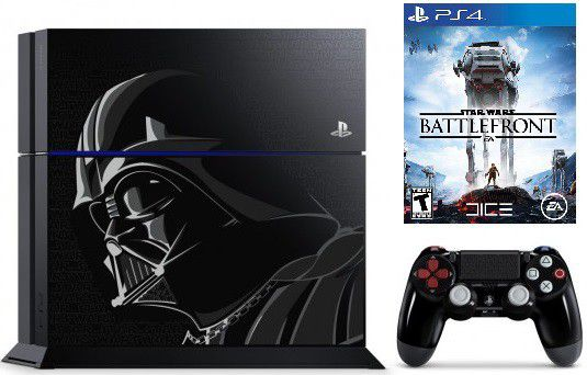 Sony PlayStation 4 - 1TB Star Wars Battlefront Bundle (PS4) ...