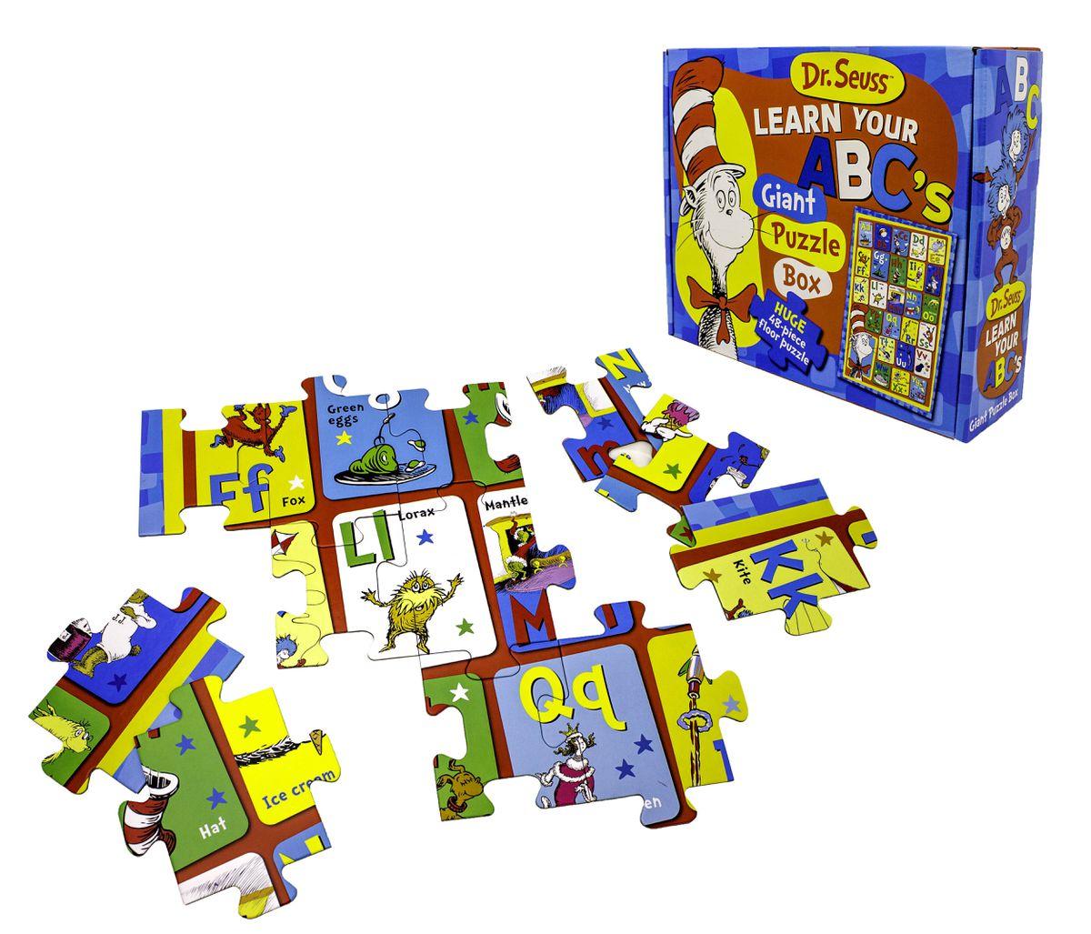 Giant Dr Seuss Cat In The Hat Floor Puzzle Bundle Buy