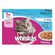 Whiskas - Adult Pouch Multipack Fish Selection In Jelly - 0.085kg