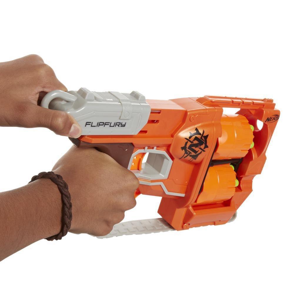 Nerf Flipfury Destiny Titanfall Custom Prop by TheGeekArmory