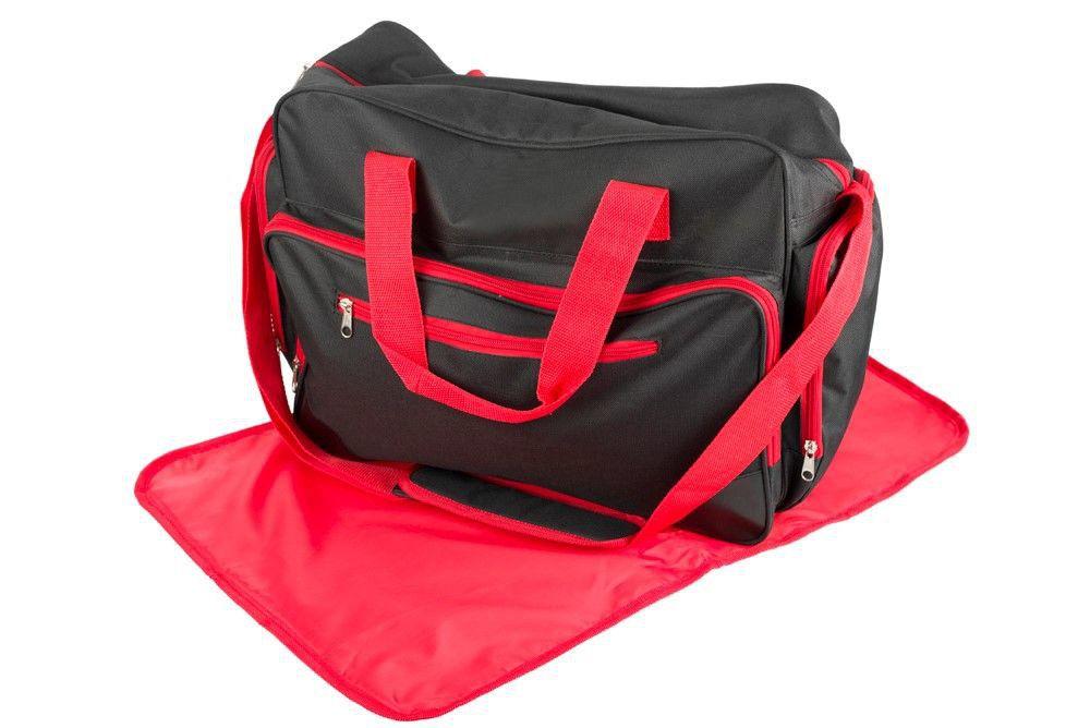 eco diaper bag with change mat buy online in south. Black Bedroom Furniture Sets. Home Design Ideas