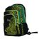 Fino Unisex Graffiti School Bag (X2788) - Green