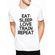 SweetFit Men's Eat Sleep Train T-Shirt