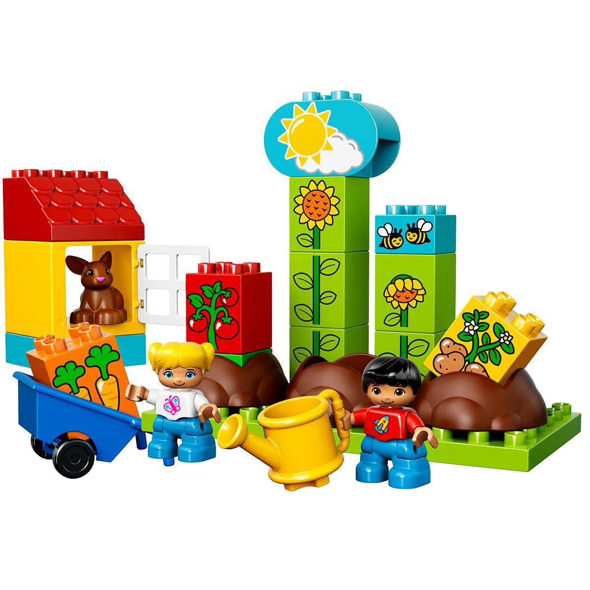 Charming LEGO Duplo My First Garden LEGO Duplo My First Garden