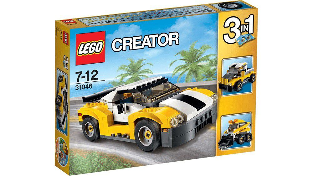 Lego Creator 3 In 1 Fast Car Buy Online In South Africa