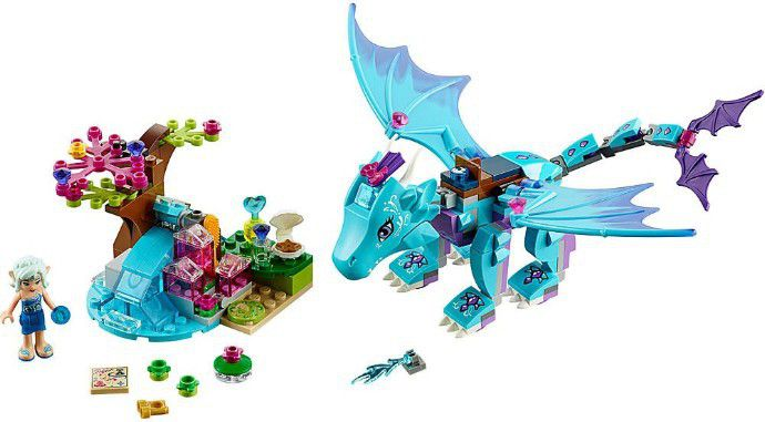 Lego Elves The Water Dragon Adventure   Buy Online in South Africa ...