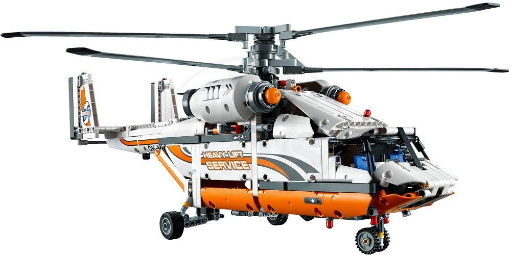 lego technic heavy lift helicopter buy online in south africa. Black Bedroom Furniture Sets. Home Design Ideas