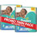 Pampers - Active Baby 2 x 94 Nappies - Size 3 Twin Giant Pack