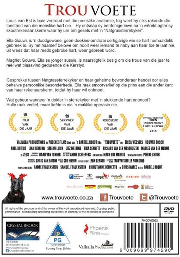 Trouvoete (dvd) | Buy Online in South Africa | takealot.com