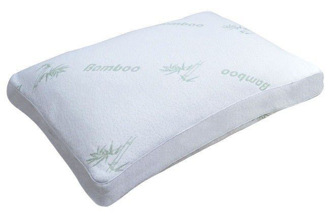 bamboo memory foam pillow cream bamboo memory foam pillow cream