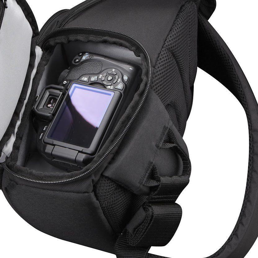 Case Logic Dslr Sling Bag Black | Buy Online in South Africa ...