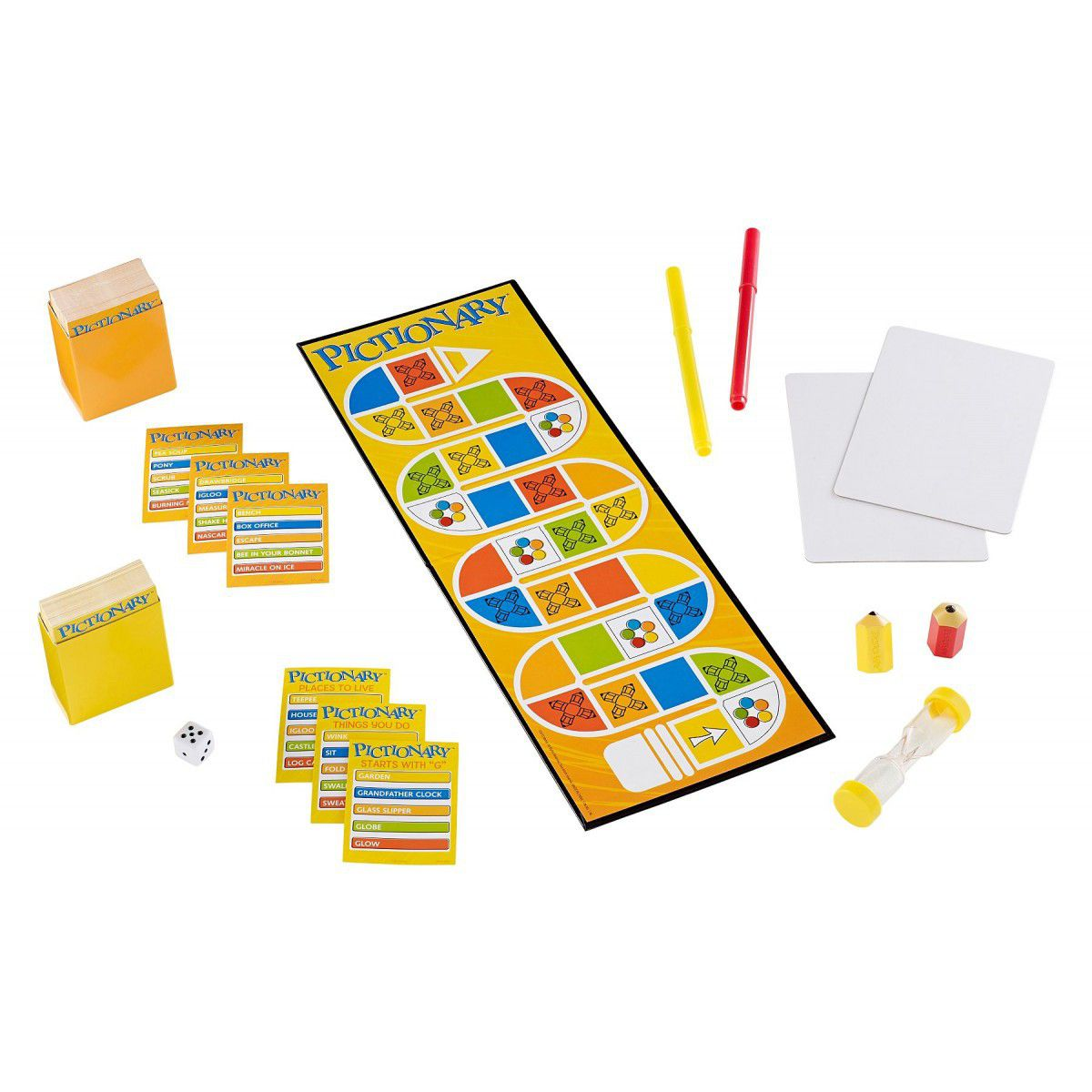 Mattel pictionary board game buy online in south africa takealot pictionary board game pictionary board game solutioingenieria Image collections