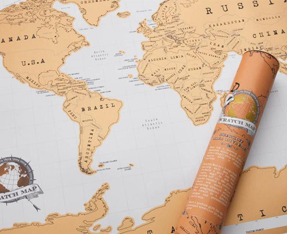Creative travel scratch map buy online in south africa takealot scratch map scratch map scratch map gumiabroncs Images