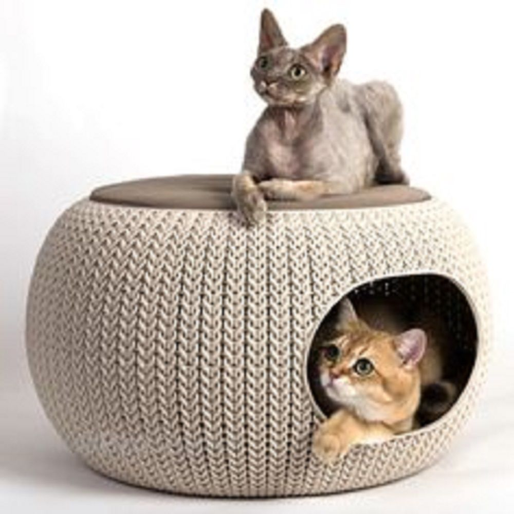 Cozy Dog Bed House