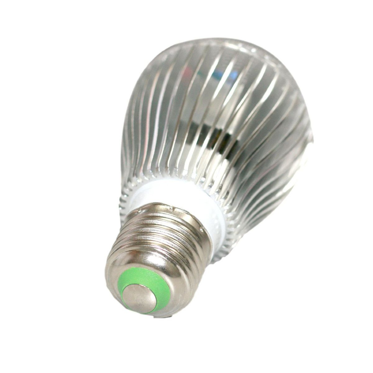 ... 9W E27 16 Color Changing RGB LED Light Bulbs With Remote Control  100 240V ...